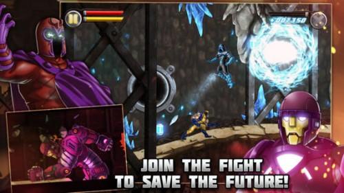 Uncanny X-Men Screen1