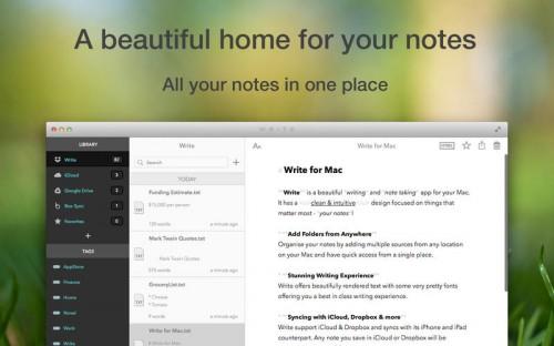 Write Mac Screen1