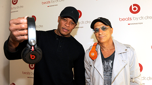 Dr. Dre, Jimmy Iovine