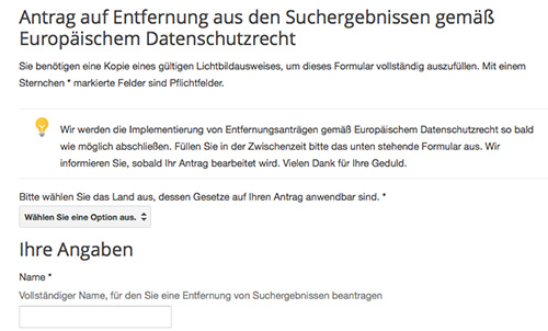 Google/EuGH-Urteil