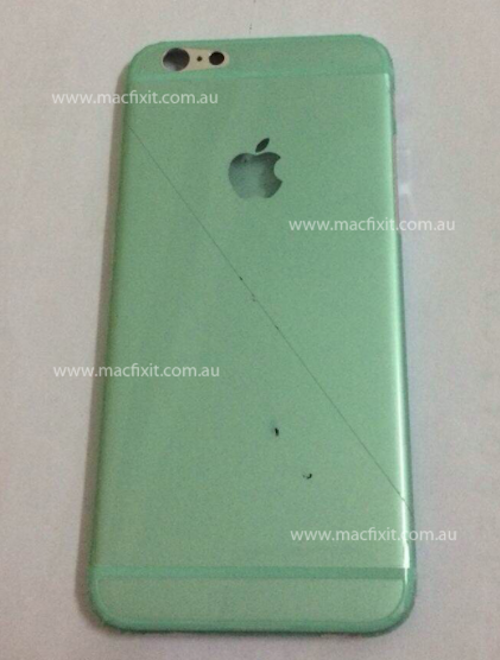 iPhone 6 Rueckseite MacFixit Australia
