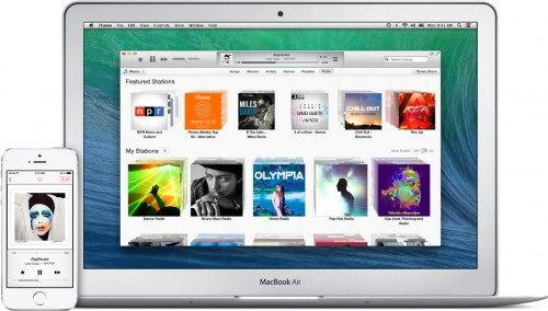 iTunes Bild