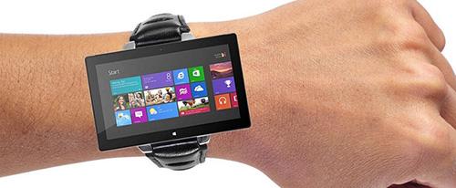Microsoft Uhr