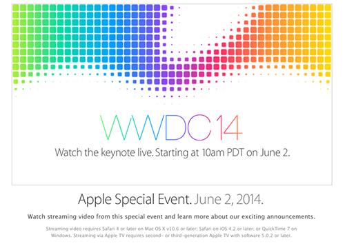 Livestream WWDC 2014