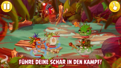 Angry Birds Epic Screen1