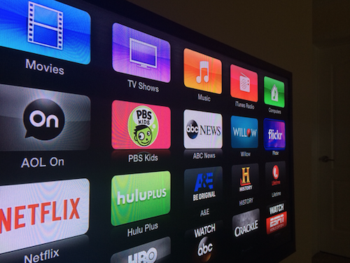 Apple TV neue Kanaele USA