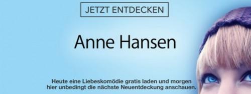 Buchwoche Anne Hansen