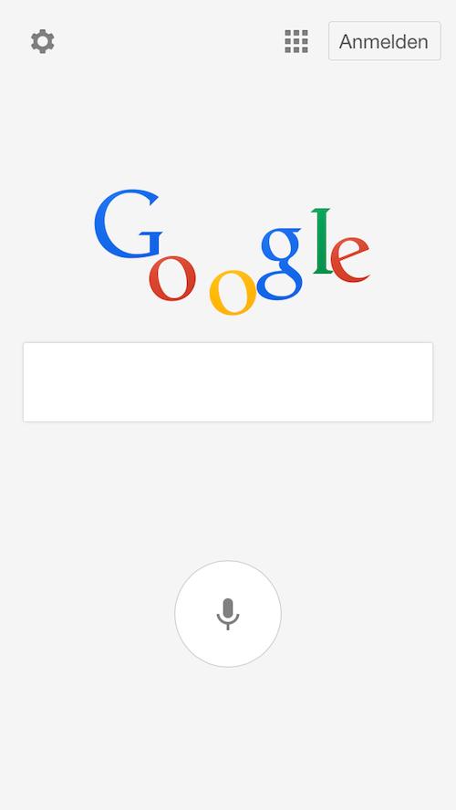 Google Logo tanzt 1