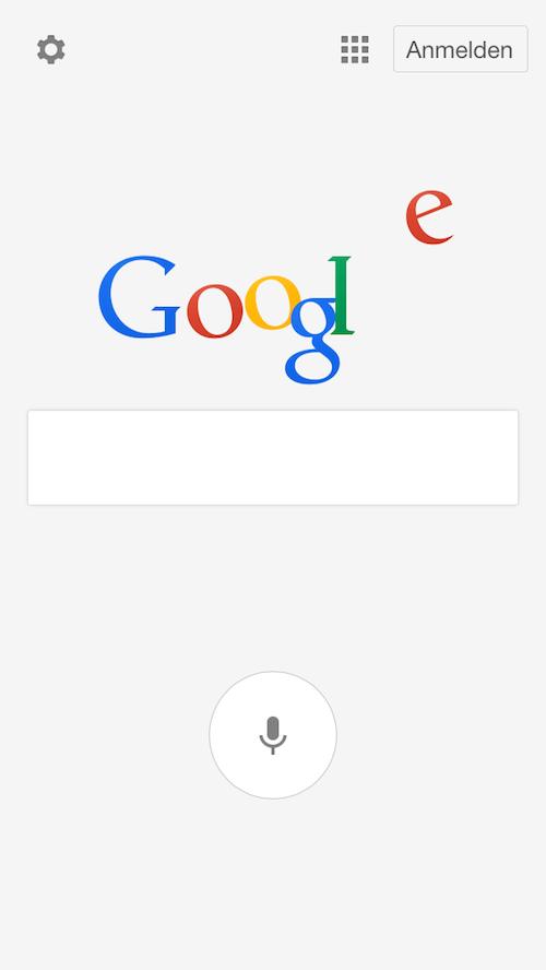 Google Logo tanzt 2