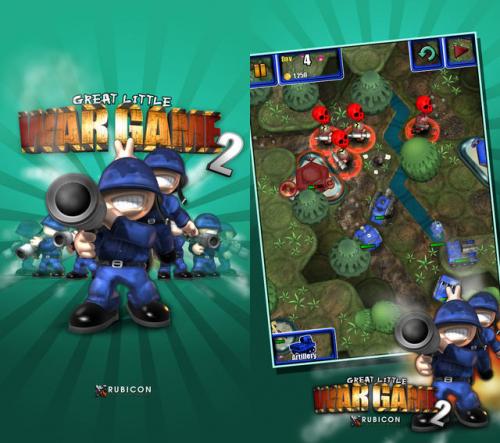 Great Little War Game 2 Screen2