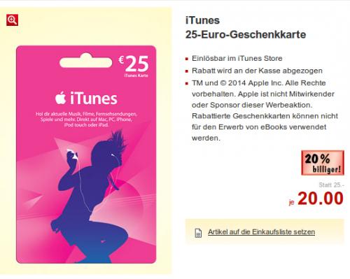 Kaufland iTunes Jun14
