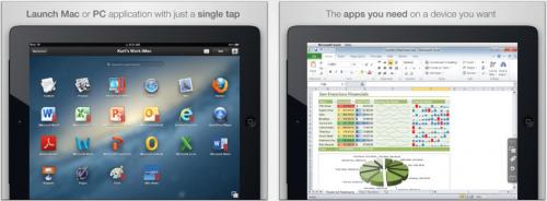 Parallels iPad