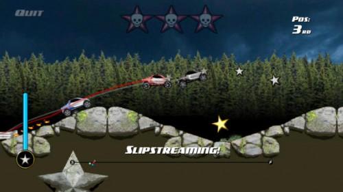 SpeedStar Racers Screen1