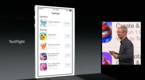 Testflight neu App Store Herbst