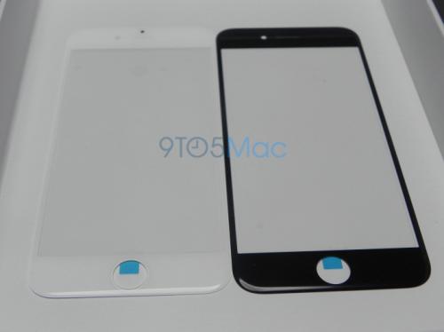 Vergleich iPhone 6 vorn