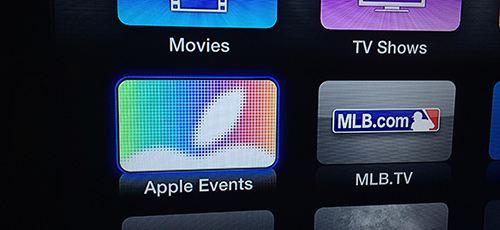 Apple TV/WWDC
