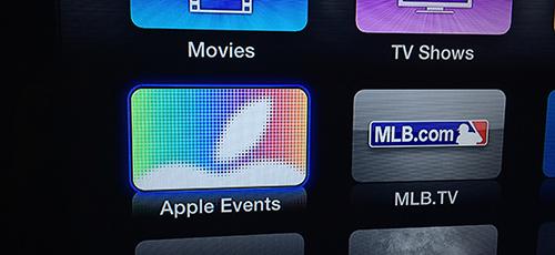 Apple TV/WWDC