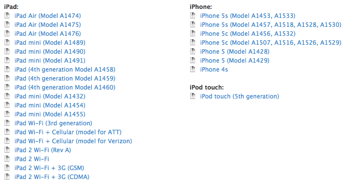 ios 7 beta 2 ipad install