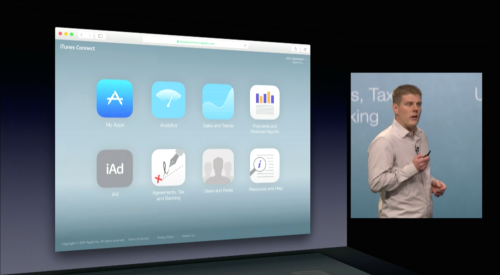 iTunes Connect Overhaul2014