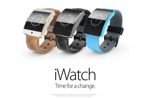iWatch Time for a change