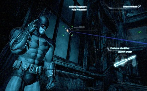 Batman Arkham City Mac