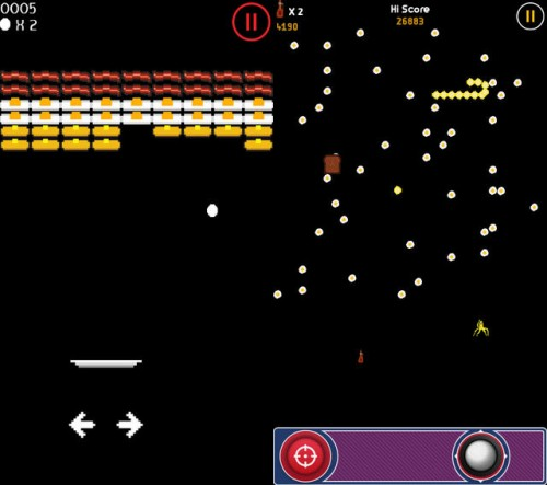 Dennys Atari Remix Screen2