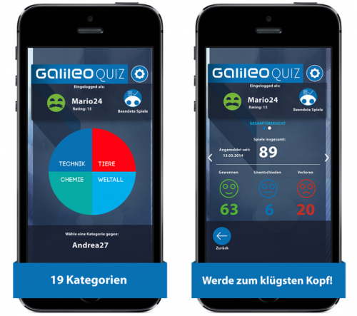 Galileo das Quiz Screen2