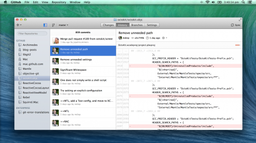 Github Mac Update Screen