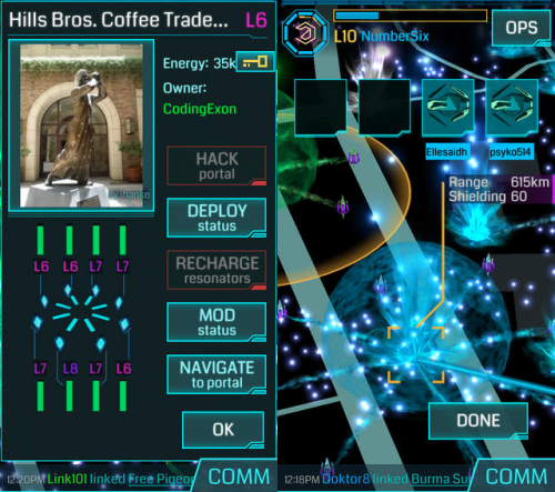 Ingress Screen2