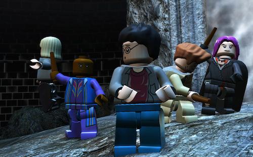 Lego Harry Potter Mac