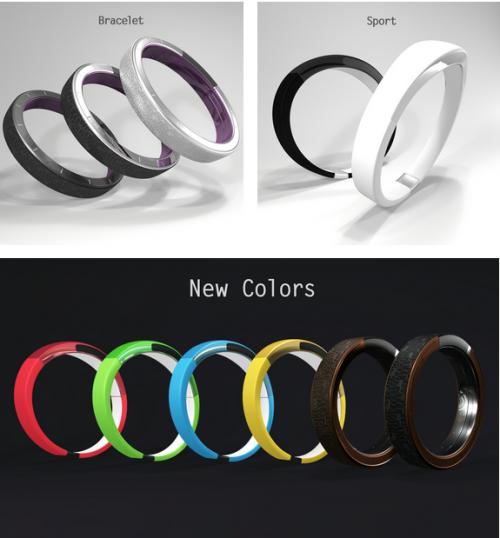 Ritot Smartwatch Farben