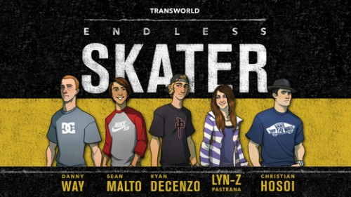 Transworld Endless Skater Screen1