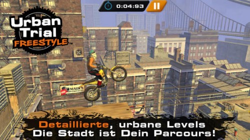 Urban Trial Freestyle Screen1