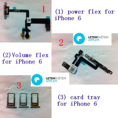 iPhone 6 Kleinteile