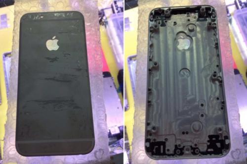 iPhone 6 Leak Rueckseite macrumors.com