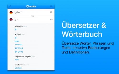 iTranslate Mac Screen2