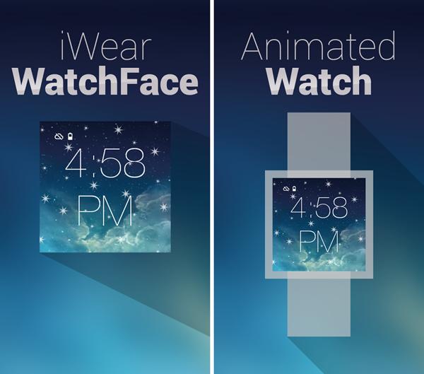 mit neuem theme android wear wird zur iwatch itopnews. Black Bedroom Furniture Sets. Home Design Ideas