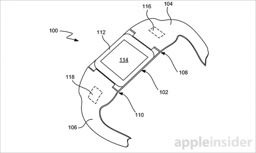 iWatch Patent iTime 2