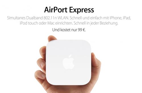 AirPort Bild