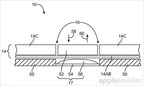 Apple flexibler Display Patent1