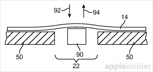 Apple flexibler Display Patent2