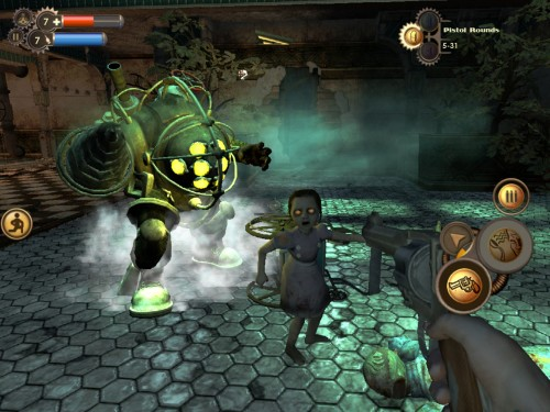 Bioshock iOS Bild