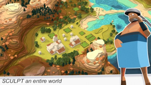 Godus Screen1