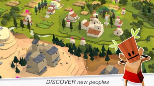 Godus Screen2