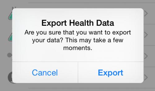 HealthKit iOS 8 Beta 5