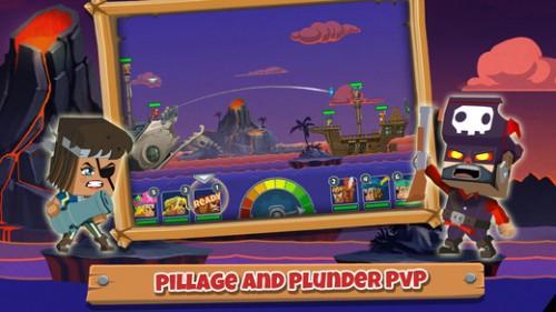 Pirate Bash Screen
