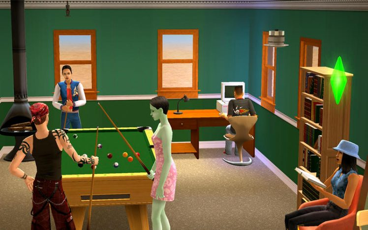 Sims 2 Super Collection Screen1