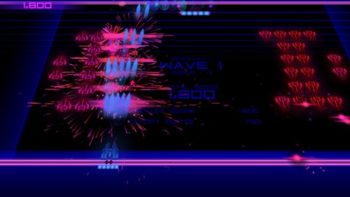 Super Crossfighter Screen1