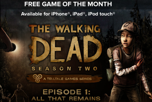 The Walking Dead Aktion