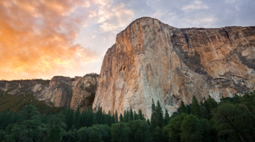 Yosemite Wallpaper 1